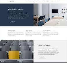 Award Winning Interior Design Websites by Archi Interior Design Wordpress Theme
