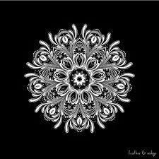 109 images mandalas boho symmetry finest