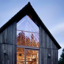 barn like homes residential conversions dezeen