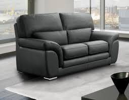 canapé cuir 2 places convertible canap fixe confortable design au meilleur prix cloe canap charmant