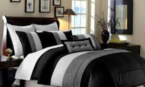 Camouflage Comforter Bedding Set Amazing Black White Grey Bedspreads Finest Black