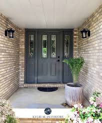 Best Exterior Door Paint What Are The Best Paint Colours For A Front Door