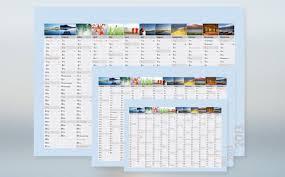 Kalender 2018 Gestalten Günstig Jahresplaner 2016 Mit Eigenen Fotos Gestalten