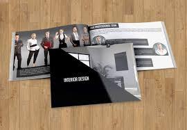 20 interior design brochure and print templates