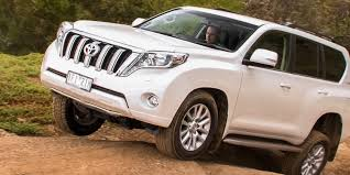 prado 2016 should i leave traction control on when driving off road