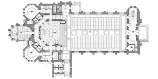 Catholic Church Floor Plans Saint Patrick U0027s Cathedral Mccrery Architects
