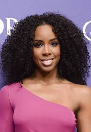 hairstyles for african curly hair kelly rowland naturally curly hairstyle black curly hairstyles