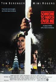 someone to watch over me movie review 1987 roger ebert