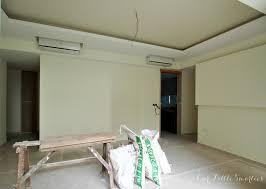 bartley residences renovation part 1 false ceiling electrical
