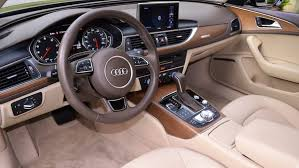 Audi A6 1999 Interior 2017 Audi A6 2 0t U2014 Simple Yet Comfortable And Stylish
