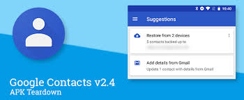 contacts apk contacts v2 4 readies multi sim support and prepares a new