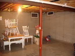 ideas for finishing concrete basement walls home desain 2018
