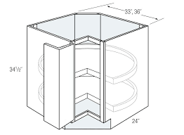 lazy susan cabinet sizes standard lazy susan cabinet dimensions full image for corner upper