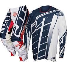 jt racing motocross gear new jt racing 2017 hyperlite breaker navy white jersey pants