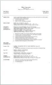 best resume format for nurses nurses resume format sle resume for graduate new grad