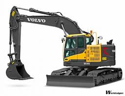 volvo ecr235d l crawler excavator volvo machine guide