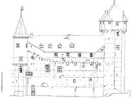 modern documentation and presentation of castles