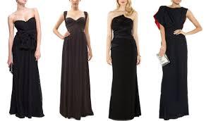 dresses for black tie wedding black tie glam the best dresses for a black tie wedding