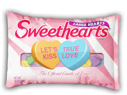 sweethearts candy necco s iconic sweethearts show their sassy side cbs news