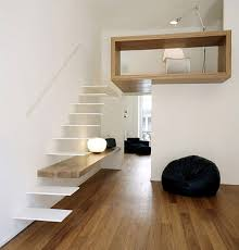 Floating Stairs Design Love The Idea Of A Floating Staircase Dream House Pinterest