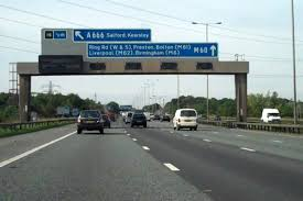 M60 Bus Route Map by Highways England Work On M60 Smart Motorway To Last Until Summer
