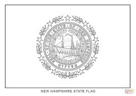 flag of new hampshire coloring page free printable coloring pages