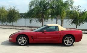 1998 corvette convertible for sale corvette spotlight of the month roger s corvette center