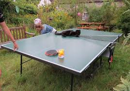 butterfly outdoor rollaway table tennis butterfly outdoor home rollaway table tennis table green good