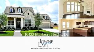 beautiful plantation homes in towne lake youtube