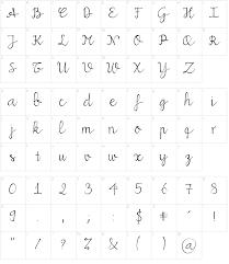miuscript font