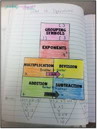 best 25 order of operations ideas on pinterest 5th grade math
