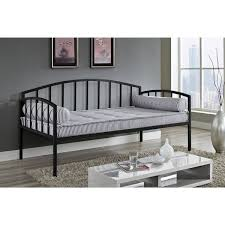 Metal Daybed Frame Dhp Contemporary Metal Daybed Frame Colors Walmart