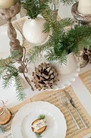 tischdeko zu weihnachten 100 fantastische ideen archzine net