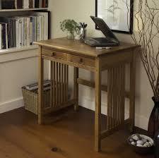 Unfinished Desk Mission Compact Desk Solid Wood Desk Manchester Wood