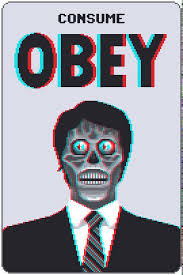 Obey Meme - the consume obey meme with dalek voice for zack youtube