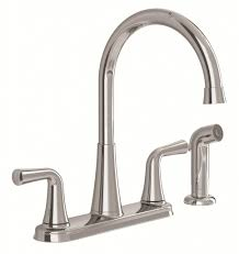 how to repair a leaky moen kitchen faucet how to fix a leaking moen single handle kitchen faucet kitchen