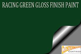 1 5l 2k paint kit british racing green gn29