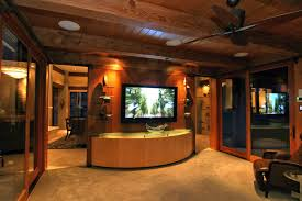 home theater wall stand magnificent chalet interior with home entertainment in theater