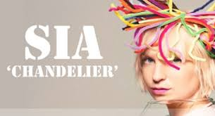 Chandelier Sia Cover Sia U2013 Chandelier Chord Sheet With Lyrics And Piano Cover My