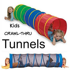 really cool kids crawl through tunnel boys gift and toy