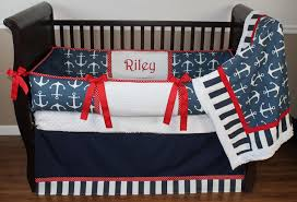 Riley Mini Crib by Bedroom Fun Way To Decorate Your Kids Bedroom With Nautical Crib
