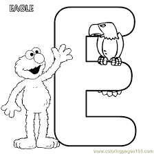 sesame street coloring pages getcoloringpages