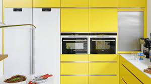 black and yellow kitchen ideas castleton home solid wood top
