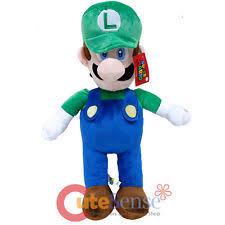 super mario bros stuffed animals ebay