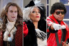 see the most memorable halloween costumes from your favorite abc