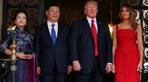 Where Does Donald Trump Live In Florida Trump Hails U0027tremendous U0027 Progress In Talks With China U0027s Xi Bbc News
