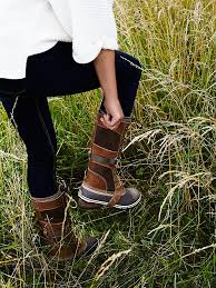 sorel black friday deals the perfect boot for fall sorel conquest carly weather boot at