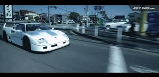 Ferrari F12 Liberty Walk - video white ferrari f40 by liberty walk gtspirit