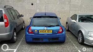 renault clio sport v6 renault clio v6 21 september 2016 autogespot
