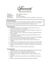 front office resume examples strikingly ideas medical front desk